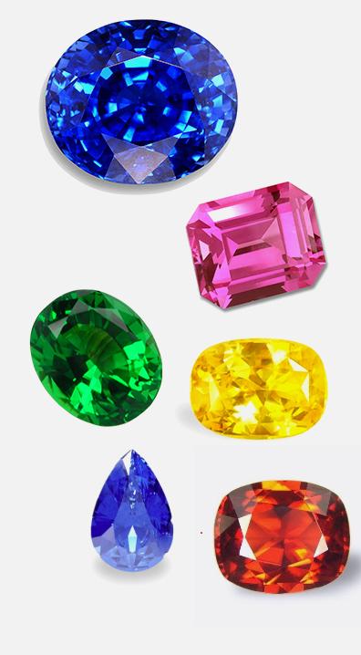 Variety of Gems | Ranaweera Gems